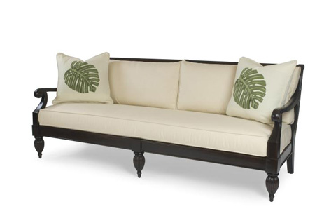 Image of Sofa with Bench Seat