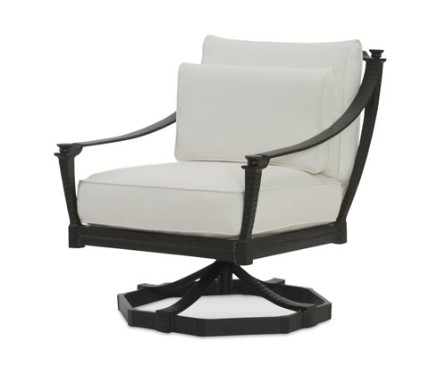 Image of Swivel Rocker Lounge Chair