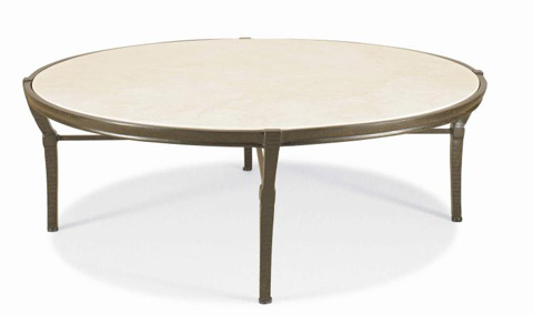 Century Furniture - Round Cocktail Table - D12-88-1