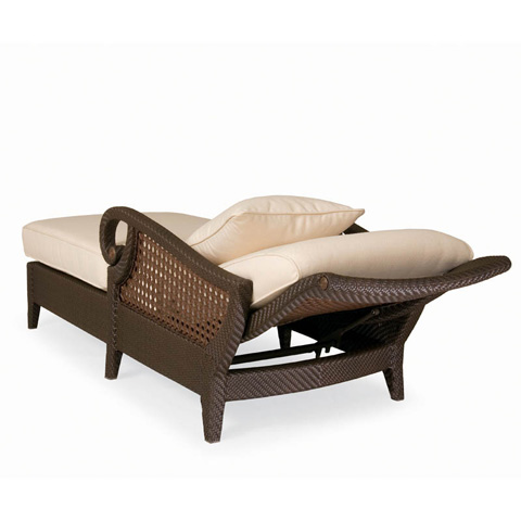 Century Furniture - Articulating Chaise - D21-70