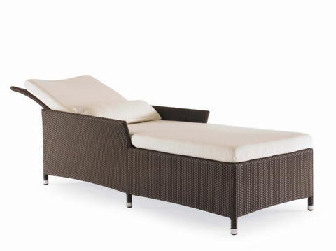 Century Furniture - Adjustable Chaise - D27-70