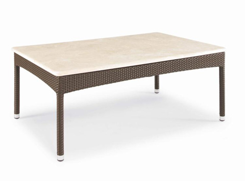 Image of Rectangular Cocktail Table