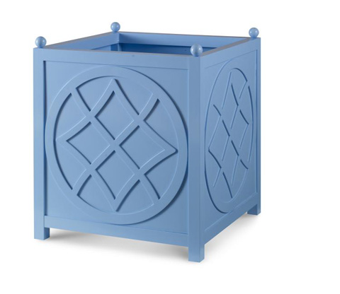 Image of Litchfield Planter - Blue