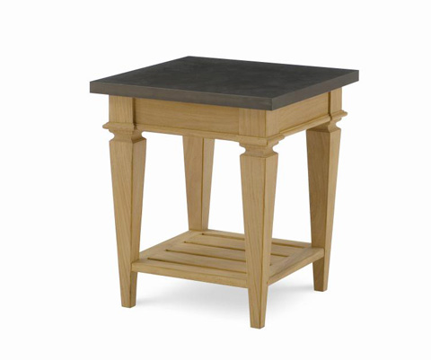 Image of Litchfield Square Side Table