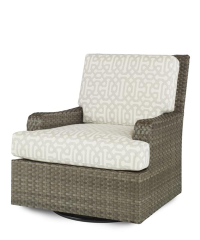 Image of Swivel Lounge Chair