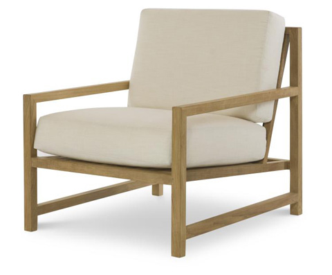 Image of Palladian Lounge Chair