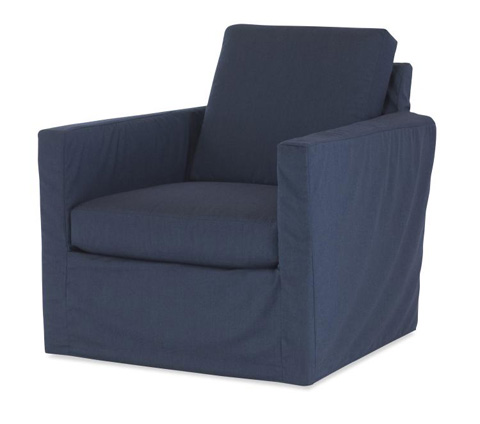 Century Furniture - Oasis Lounge Chair Slipcover - D36-14-SC