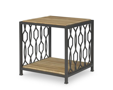 Century Furniture - Palladian Side Table - D36-82
