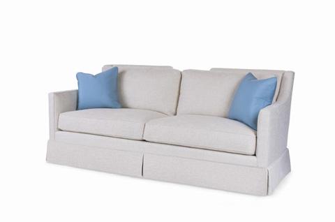 Century Furniture - Del Mar Skirted Apartment Sofa - ESN216-3SK