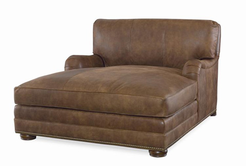 Image of Leatherstone Wide Chaise