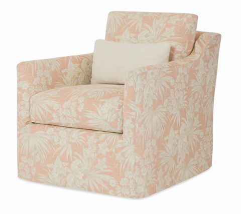 Century Furniture - Allison Chair - LTD5141-6SLP