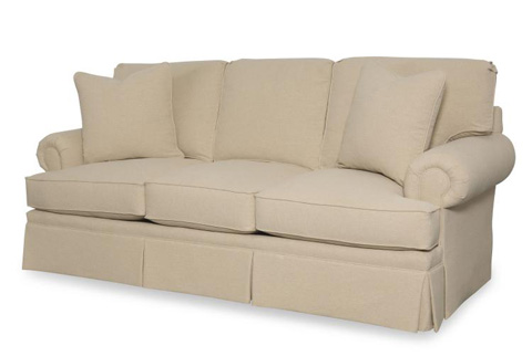 Century Furniture - Cornerstone Apartment Sofa - LTD7600-3C
