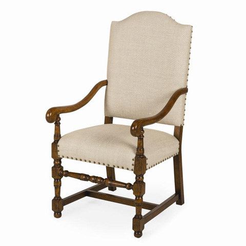 Century Furniture - Andover William and Mary Arm Chair - MN5375A