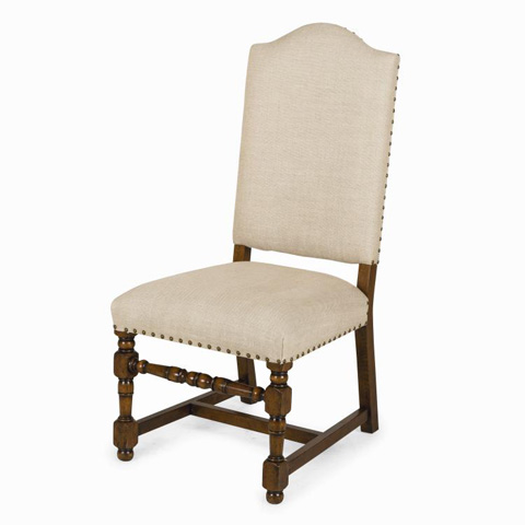 Century Furniture - Andover William and Mary Side Chair - MN5375S