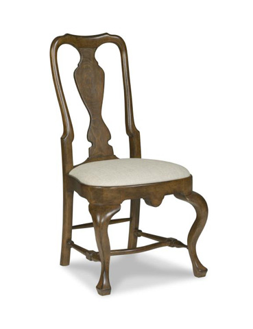 Century Furniture - Andover Queen Anne Side Chair - MN5377S
