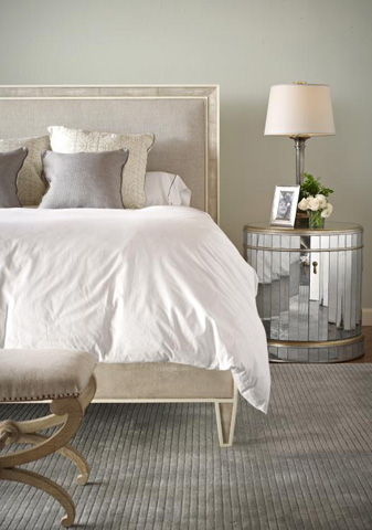 Century Furniture - Taylor Queen Bed - MN5496Q