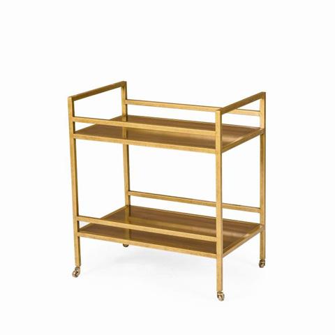 Century Furniture - McCabe Bar Cart - MN5643