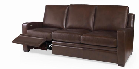 Image of Leather Motion Sofa