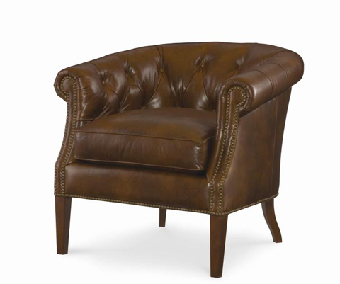 Image of Leather Pub Chair