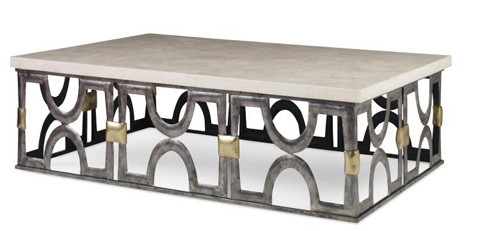 Century Furniture - Bardot Cocktail Table - SF5608