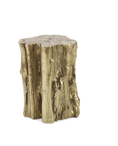 Century Furniture - Small Yew Trunk Side Table - SF5636
