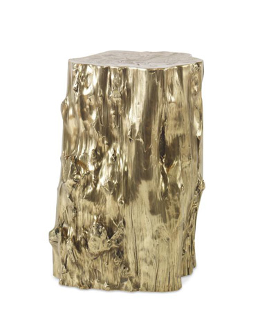 Century Furniture - Large Yew Trunk Side Table - SF5637