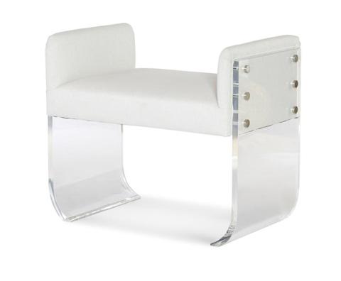 Century Furniture - Brussels Bench - 3918