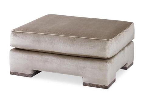 Century Furniture - Benson Ottoman - AE-33-1097