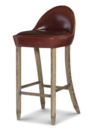 Century Furniture - Niles Barstool - AE-3368B