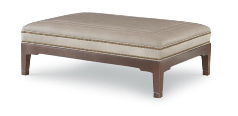 Century Furniture - Darcy Ottoman - AE-3388