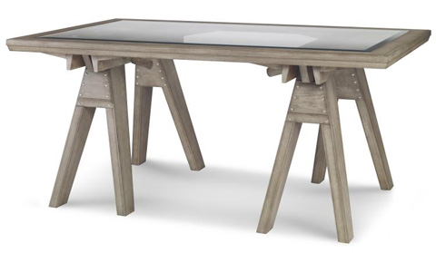 Century Furniture - Sutter Dining Table - AE9-304
