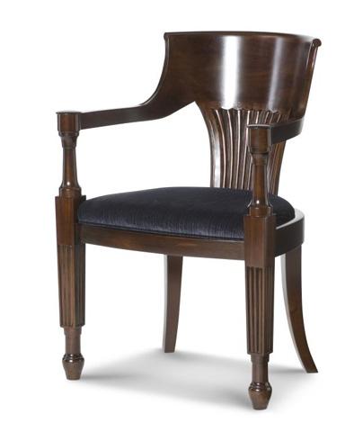 Century Furniture - Cazenovioa Arm Chair - AE9-504