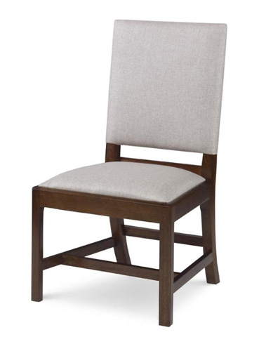 Century Furniture - Emmett Upholstered Side Chair - AE9-515