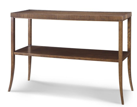 Century Furniture - Emile Shelf Table - AE9-639