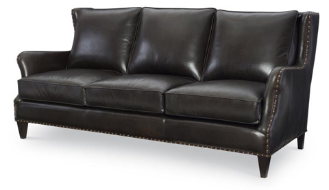 Image of Leather Sofa