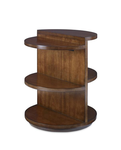 Century Furniture - Thompson Round Side Table - AE9-660
