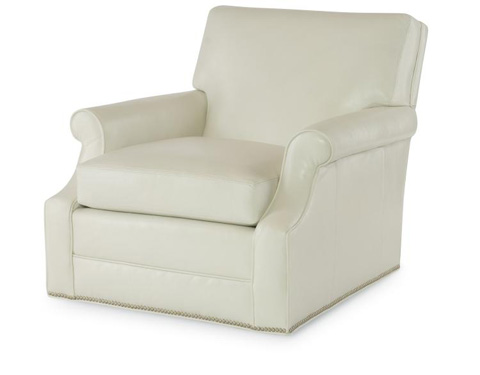 Century Furniture - Essex Swivel Chair - LR-3000-8