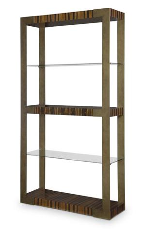 Century Furniture - Banks Etagere - MN5687