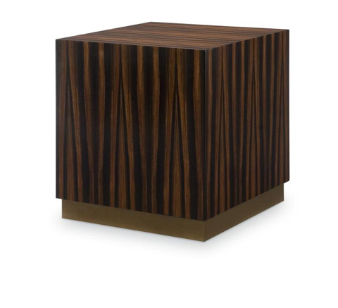 Image of Banks Cube End Table