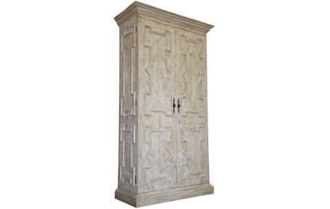 Image of Gothic Armoire