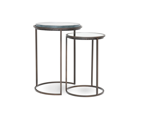 Charleston Forge - Carolina Nesting Tables - 7415