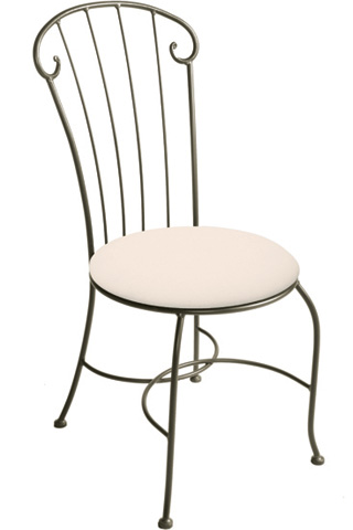 Charleston Forge - Coventry Cafe Chair - C210