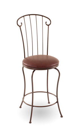 Charleston Forge - Coventry Swivel Counterstool - C222
