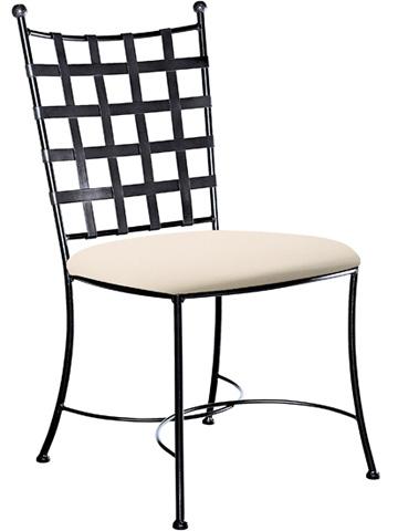 Charleston Forge - Etrusche Side Chair - C505