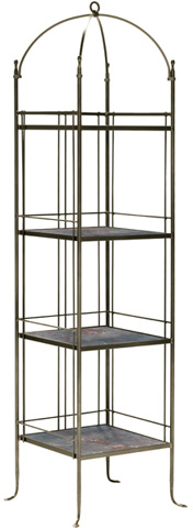 Charleston Forge - Monarch Baker's Rack - H423