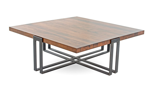 Charleston Forge - Watson Square Cocktail Table - 6016