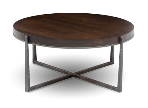 Charleston Forge - Cooper Round Cocktail Table - 6025