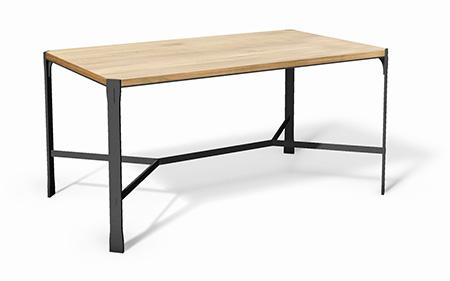 Charleston Forge - Woodland Rectangular Dining Table - T744