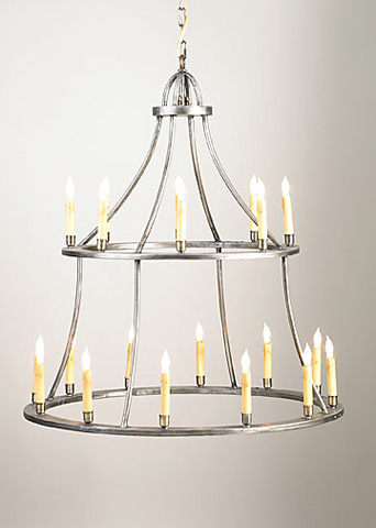 Chelsea House - Colonial Chandelier - 68015