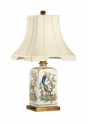 Chelsea House - Aviary Table Lamp - 68094
